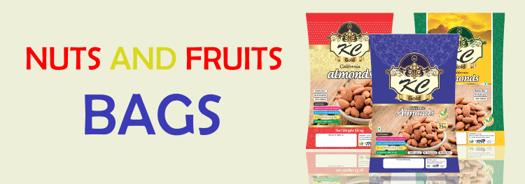 Dry Fruits Packaging Bags in India – DNS Group